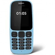 Nokia 105 (Single Sim 800 Mah Battery)