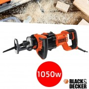 Black and Decker RS1050EK Reciprozaag 1050W