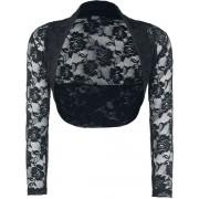 Banned Alternative Lace Bolero Damen-Bolero S, M, L, XL Damen