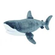 "Wild Republic AQ Shark Great White Adult 15"" Plush"