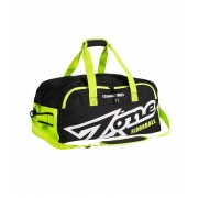 Zone Sport Bag Eyecatcher Medium Black/White/Lime