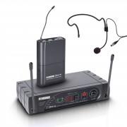 LD-Systems ECO 16 Sistema de auriculares con Beltpack, 863 - 865 MHz