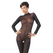 Mandy Mystery Long Sleeved Catsuit - Medium-Large