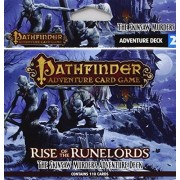 Pathfinder Adventure Card Game: Rise Of The Runelords: The Skinsaw Murders