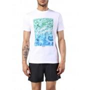 Diesel Miami Dreaming Short Sleeved T Shirt
