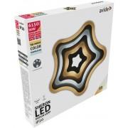Design Mennyezeti Lámpa Sheron 90W(45+45) RF távirányítóval