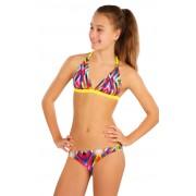 LITEX Dívčí plavky kalhotky bokové 57568 140