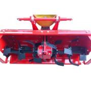 Freza dupa tractor Del Morino ,model Flash latime 125cm