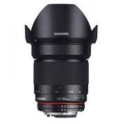 Samyang Obiettivo 24mm F/1,4 ED AS IF UMC per Olympus Quattroterzi, Nero
