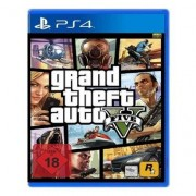 Jogo GTA V (GTA 5) Grand Theft Auto V PS4 - Unissex