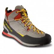 La Sportiva - Boulder X Mid GTX - Chaussures d'approche taille 46, gris/noir