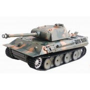 Heng Long - Tank - German Panther - 1:16 - R&S + Metal Gear