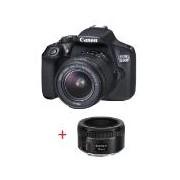 Canon EOS 1300D PORTRAIT KIT (EF-s 18-55 mm DC III + EF 50mm f/1.8 STM) AC1160C103AA