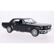 1964-1/2 Ford Mustang 1:18 Diecast Model by Welly