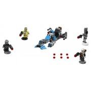 75167 LEGO® Star Wars™ Motocicletă de viteză Bounty Hunter™