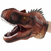 Simulación Guante de dinosaurio de juguete de cabeza - Allosaurio