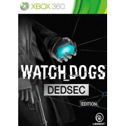 Watch Dogs Dedsec Edition (Xbox 360)