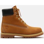 Timberland 6 Inch Premium Ladies Boots Yellow 43