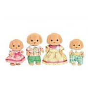 Set Jucarii Sylvanian Families Toy Poodle Family
