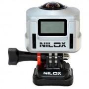 Nilox 13nxak1800001 Evo 360 Action Cam Full Hd Memoria Fino A 32 Gb