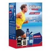 Set de Îngrijire Personală pentru Bărbați Pack Sport Williams (4 pcs)