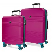 Set kofera India Fuchsia, 55.795.66