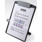 Fellowes Leggio Desktop Grigio 324 x 232 x 203mm, 9169701