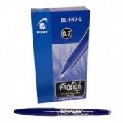Pilot penna a sfera frixionball 0.7 mm blu - confezione da 12 penne