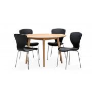 SoffaDirekt ILSBO/VARSVIK Matgrupp 4 stolar Matgrupper