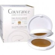 Avene couvrance compact foundation cream oil-free 04 miel
