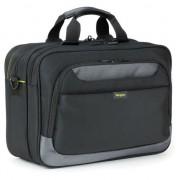 "Rucsac laptop targus Geanta Laptop Targus CityGear Topload, 15.6"", Printer Section, Negru"