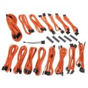 Kit cabluri modulare BitFenix Alchemy 2.0 EVG-Series Orange
