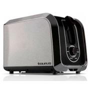 Taurus 2 Slice Toaster - 960200 - 850W - Stainless steel body