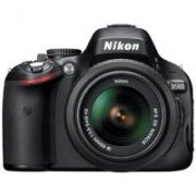 Nikon SLR fotoaparat D5100 + objektiv 18-55VR