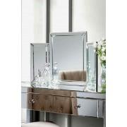 My-Furniture Miroir triptyque pliable COLLETA