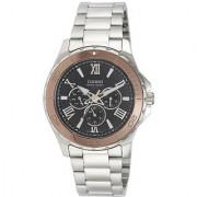 Casio Enticer Black Dial Mens Watch - Mtd-1075D-1A2Vdf (A789)