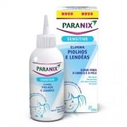Paranix Sensitive Lotiune pentru paduchii de cap si ouale acestora x 150 ml Omega Pharma