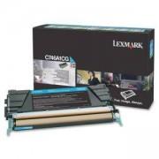 Тонер касета Lexmark C746, C748 Cyan Return Program Toner Cartridge, C746A1CG