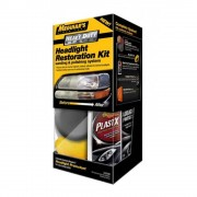 Kit restaurare faruri - Heavy Duty Headlight Restoration Kit Meguiar's
