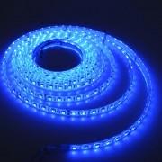 Banda LED PNI L30RGBE flexibila de exterior IP65 60 leduri/m 24V 5m PNI-L30RGBE