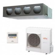 Fujitsu Condizionatore Commerciale Mono Split Canale Gas R410A Serie LM 30000 Btu ARYG30LMLE AOYG30LETL /