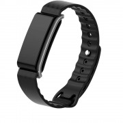 Curea silicon Tech-Protect Smooth Huawei Color Band A2 Black
