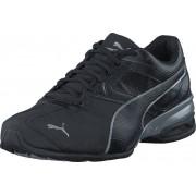 Puma Tazon 6 FM Black- Silver, Skor, Sneakers & Sportskor, Löparskor, Svart, Herr, 44