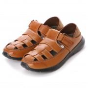 【SALE 20%OFF】ウィルソン Wilson ドライビングカメサンダル (CAMEL) メンズ