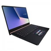 """Asus ZenBook Pro UX480FD-BE021T Blu Computer portatile 35,6 cm (14"""") 1920 x 1080 Pixel Dual-screen Intel® Core™ i7 di ottava generazione i7-8565U 8 GB DDR4-SDRAM 256 GB SSD"""