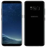 Samsung Begagnad Samsung Galaxy S8 64GB Midnight Black Olåst i bra skick Klass B