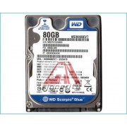 Hard disk laptop sata 80gb Western digital 5400rpm -Sh