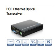 ANSEC AS-MCP PoE Ethernet Optical Transceiver (ant mp)