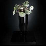 Aranjament floral design LUX, TOKIO, negru 110cm 1141184.96