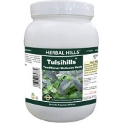 Herbal Hills Premium Quality Tulsi /Basil leaves capsules 700 in a pack - Balancing formula for Immunity and respiratory support
